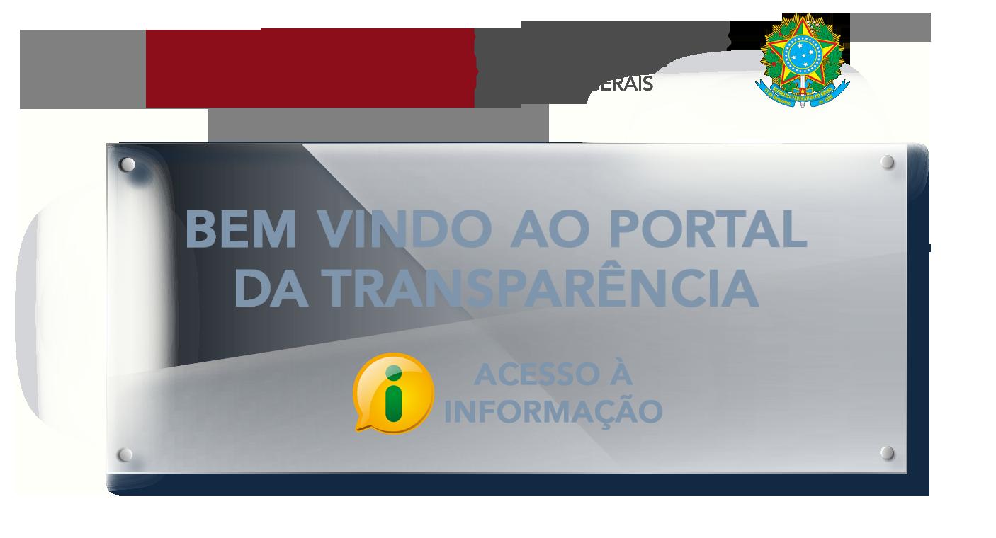 Bem Vindo ao Portal de transparência do CROMG!